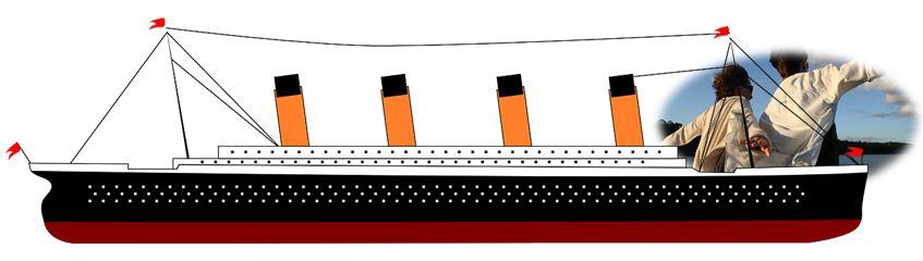 Titanic Montage
