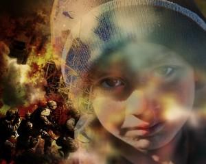 Krieg Kind