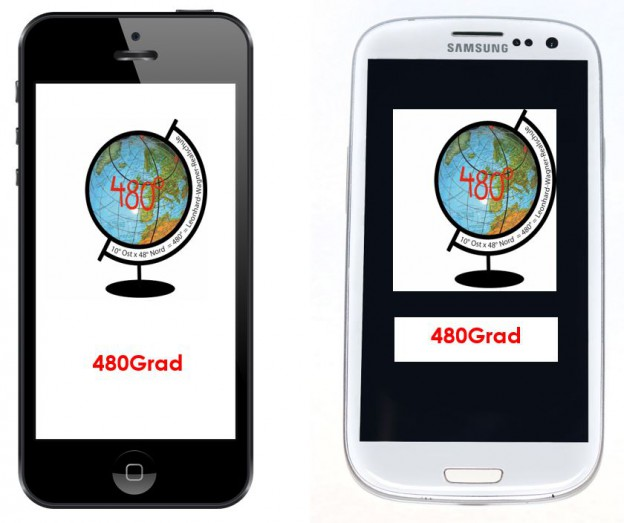 Android Smartphone und i Phone